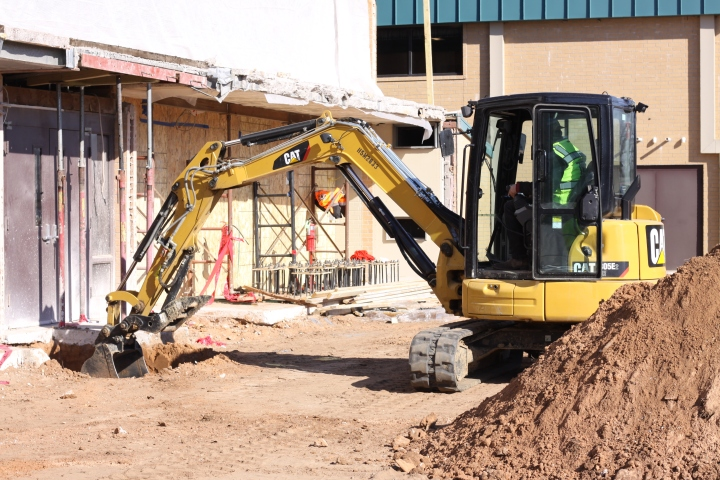 Rob The Builder- Torch Reporter Digs Up Dirt on the Building 5 ConstructionPlans