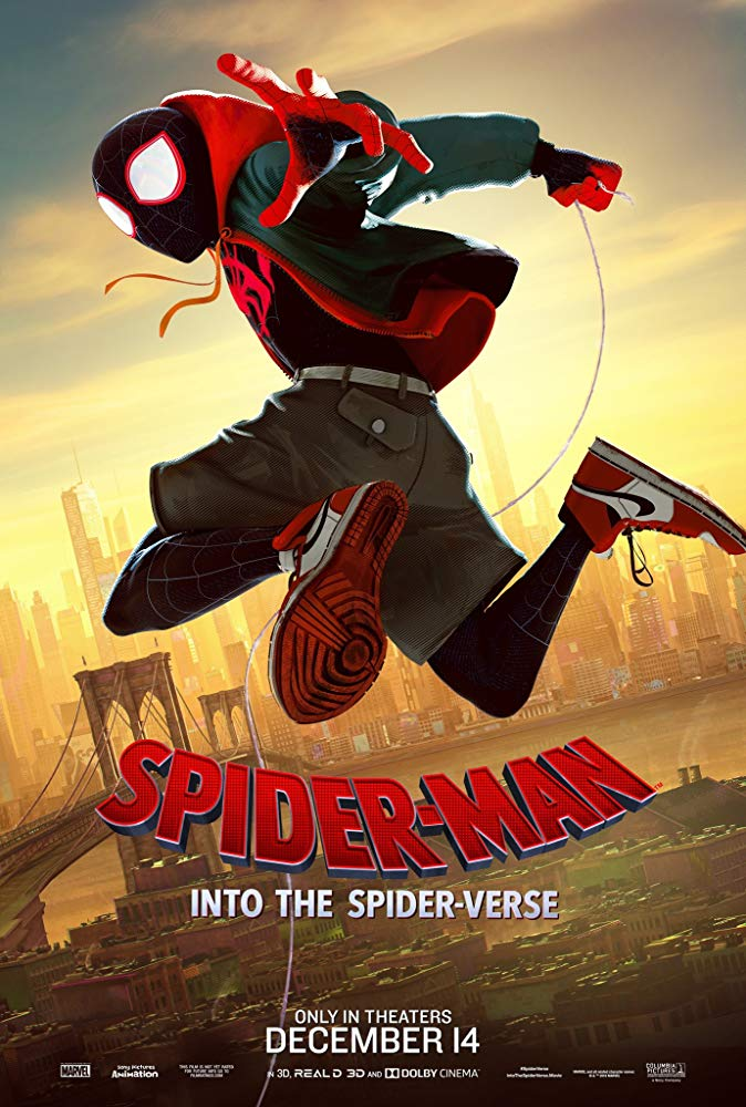 A Web Swinging Review: Into The Spiderverse