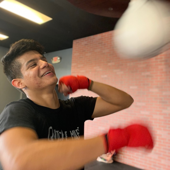 Boxing and Thriving