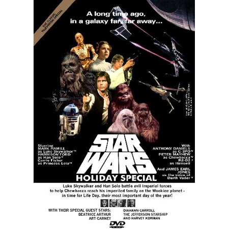 I'll be home for Life day: A Review of the Star Wars Holiday Special
