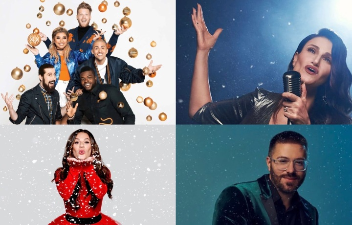 2019 Christmas Albums Review