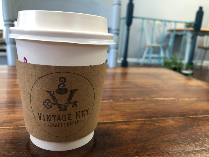 Pour one out for Sip: Vintage Key Coffee is here