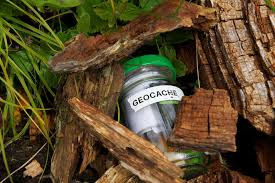 Geocaching: The World's Largest Treasure Hunt at Home