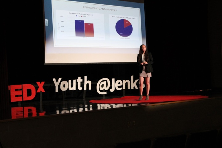 TEDx Youth at Jenks 2021: Where students exceed excellence