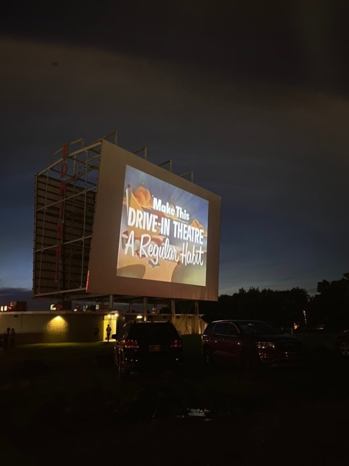 A Local Limelight: Admiral TwinDrive-In